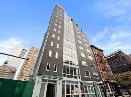 Global Luxury Suites at Renwick, Nowy Jork