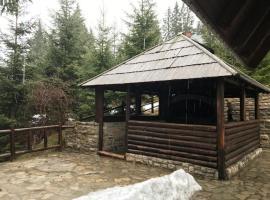 ozonski raj Vlašić, Šišava