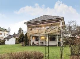 Three-Bedroom Holiday Home in Brakne Hoby, Bräkne-Hoby
