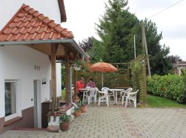 Pretty Apartment in Reddelich near the Sea