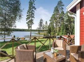 Two-Bedroom Holiday Home in Vaggeryd, Vaggeryd