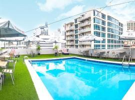 Aparthotel Sevilla Suites, Panamá
