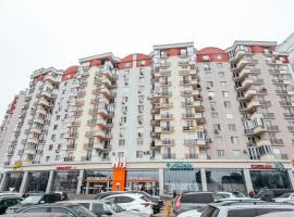 Elite apartments, 基希讷乌