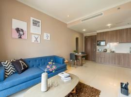TheDragonsHost-Cosy and Central Apt, Ho Chi Minh