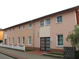 Haus Perle Whg_ 02, Heringsdorf