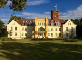 Schloss Lelkendorf - Fewo Prebberede