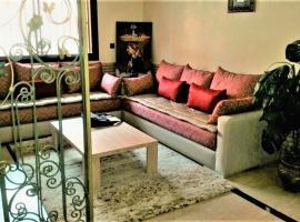 3 pièces Résidence Babylone, Marrakech