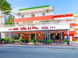 Hotel Villa Del Mar, Бибионе