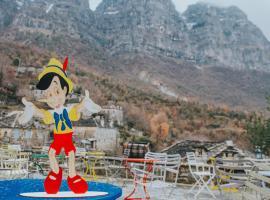 Pinocchio Mikro Papigo, Pápigkon