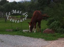 Le Mas du Centaure, Puget-sur Argens