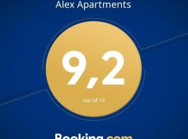 Alex Apartments, 俄蒙尼斯