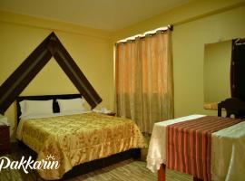 Pakkarin-Hotel Cochera, Chachapoyas