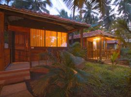 Sunway cottage & resort, Morjim