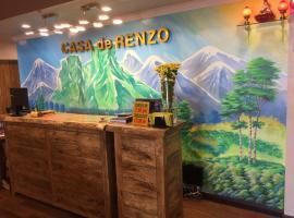 Casa De Renzo, Laoag