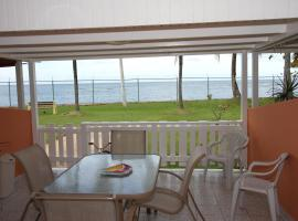 Great beachfront villa 3br/2 baths next Embassy Suites 1 to 6 pp, Dorado