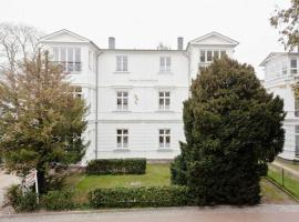 Villa Lucie Else Ferienwohnung Bac, Heringsdorf
