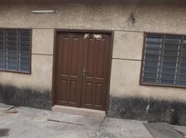"""Les """"Résidences NAYE"""" Mafri Sikècodji, Cotonou"""
