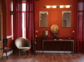 Hotel Des Arts, Wimereux