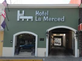 Hotel La Merced, Colima