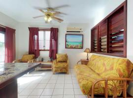 Plumeria @ Caribe Island, San Pedro