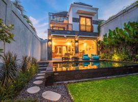 Villa Hitam Putih, Seminyak