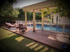 Ziv's Villa, Caesarea