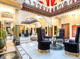 Hôtel & Ryad Art Place Marrakech, Marrakesch