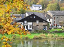 La Petite Passerelle à Mouzaive, Vresse-sur-Semois