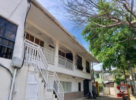 Casa Manatwar III, San Andrés
