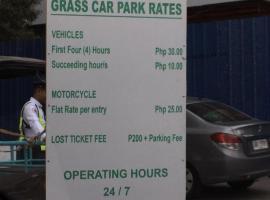 Kristine's Place C @ Grass Residences, Манила
