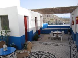 Eugenia villa lindos, Miasto Rodos