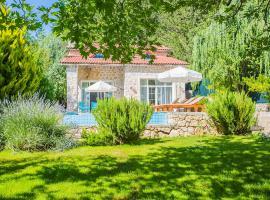 Villa Kaputaş 1, Sarıbelen