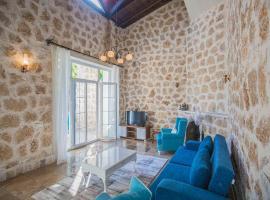 Villa Kaputaş 6, Sarıbelen
