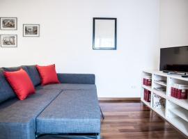Giovanna's apartment, Местре