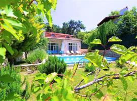 Villa Kaputaş 5, Sarıbelen