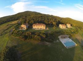 La Lepraia Estate, Castellina Marittima