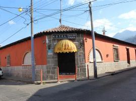 Hotel Casa Del Viajero, Quetzaltenango