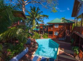 Blue Bahia Resort, Sandy Bay