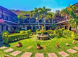 Hotel campestre Casona del Camino Real, San Gil