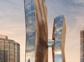 Global Luxury Suites in Murray Hill, Нью-Йорк