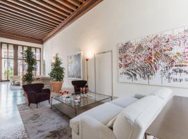 Drapier Noble Floor Apartment, Венеция
