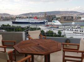 Luxury Penthouse Pireaus, Pireus
