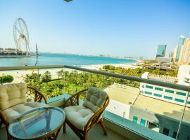 Hometown Apartments - Spectacular 2BR w/ Picturesque SeaViews, Dubaï