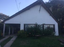 Rancho, Poblado Echeverry