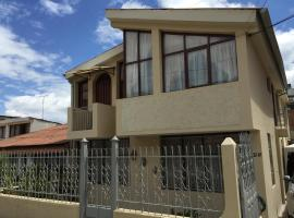 Casa en Ficoa, Ambato