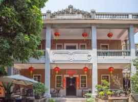 Longling Pavilion, Quanzhou