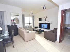 Hometown Apartments - Awesome 2 Bedroom w/ Amazing Sea Views, Dubai