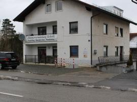 ZV-Scholtz Gästehaus Neuötting Simbacher Straße 7