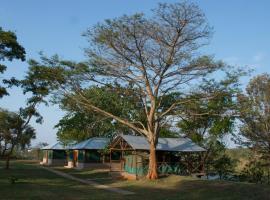 Nile Gardens Campsite, Njeru