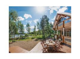 Three-Bedroom Holiday Home in Sysma, Sysmä